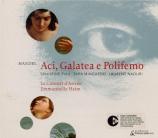 HAENDEL - Concert d'Astré - Aci, Galatea e Polifemo, masque HWV.72