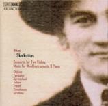 SKALKOTTAS - Chijiiwa - Concerto pour deux violons