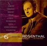 Hommage à Manuel Rosenthal