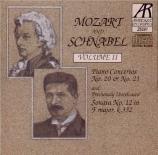 Mozart and Schnabel Vol.2