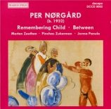NORGARD - Panula - Remembering Child (concerto pour alto)