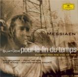 MESSIAEN - Chung - Quatuor pour la fin du temps
