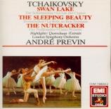 TCHAIKOVSKY - Previn - Lac des Cygnes (Le) op.20 : extraits
