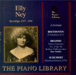 BRAHMS - Ney - Concerto pour piano et orchestre n°2 en si bémol majeur o