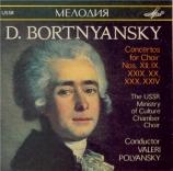 Concertos for Choir Vol.4