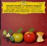 VIVALDI - Karajan - Le quattro stagioni (Les quatre saisons) op.8 import Japon