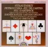 STRAVINSKY - Kosler - Petrouchka, ballet burlesque pour orchestre en 4 t
