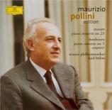 BEETHOVEN - Pollini - Concerto pour piano n°5 en mi bémol majeur op.73