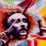 STRAUSS - Toscanini - Tod und Verklärung (Mort et transfiguration), poèm