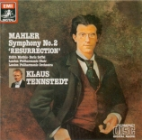 MAHLER - Tennstedt - Symphonie n°2 'Résurrection'
