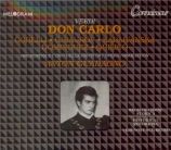 VERDI - Guadagno - Don Carlo, opéra (version italienne) live Hartfort, 1966