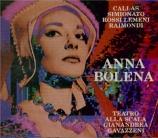 DONIZETTI - Gavazzeni - Anna Bolena (live Scala di Milano 14 - 4 - 57) live Scala di Milano 14 - 4 - 57