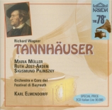 WAGNER - Elmendorff - Tannhäuser WWV.70