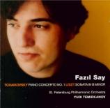 TCHAIKOVSKY - Say - Concerto pour piano n°1 en si bémol mineur op.23
