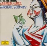 CHEDRINE - Pletnev - Carmen suite, ballet pour cordes et percussions