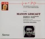 PUCCINI - Bellezza - Manon Lescaut (Live Napoli, 3 - 3 - 1957) Live Napoli, 3 - 3 - 1957