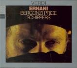 VERDI - Schippers - Ernani, opéra en quatre actes (live MET 1 - 12 - 1962) live MET 1 - 12 - 1962