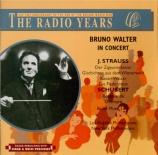 STRAUSS - Walter - Ouverture de 'Der ZigeunerBaron' (Le baron tzigane)