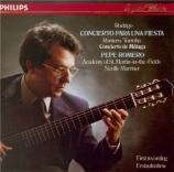 RODRIGO - Romero - Concierto para una fiesta (Concerto pour une fête)
