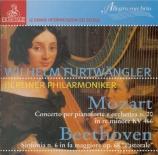 MOZART - Lefébure - Concerto pour piano et orchestre n°20 en ré mineur K