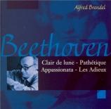 BEETHOVEN - Brendel - Sonate pour piano n°14 op.27 n°2 'Clair de lune'