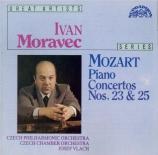 MOZART - Moravec - Concerto pour piano et orchestre n°23 en la majeur K