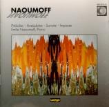 NAOUMOFF - Naoumoff - Préludes pour piano (4)