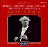 BRUCKNER - Kubelik - Symphonie n°9 en ré mineur WAB 109