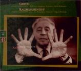 GRIEG - Rubinstein - Concerto pour piano en la mineur op.16 (Vol.60) Vol.60