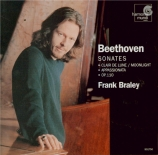 BEETHOVEN - Braley - Sonate pour piano n°14 op.27 n°2 'Clair de lune'