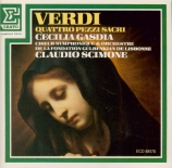 VERDI - Gasdia - Quattro pezzi sacri (Quatre pièces sacrées)