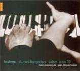BRAHMS - Jude - Ungarische Tänze, vingt-et-une danses hongroises pour pi