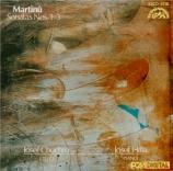 MARTINU - Chuchro - Sonate pour violoncelle et piano n°1 H.277