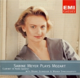MOZART - Meyer - Quintette pour clarinette et cordes en la majeur K.581