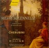 CHERUBINI - Rilling - Missa solemnis en ré mineur pour le Prince Esterha