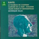 RAVEL - Haas - Le tombeau de Couperin, pour piano