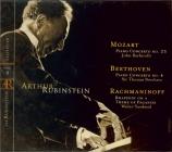 MOZART - Rubinstein - Concerto pour piano et orchestre n°23 en la majeur vol.9
