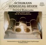 L'orgue historique de St Gertraud à Frankfurt/Oder