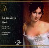 VERDI - Ceccato - La traviata, opéra en trois actes Live Naples, 17 - 1 - 1970