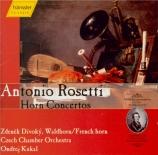 Horn concertos
