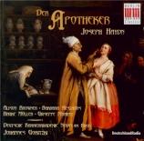 HAYDN - Goritzki - Lo speziale (L'apothicaire), opéra en trois actes Hob