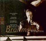 BRAHMS - Rubinstein - Sonate pour piano n°3 en fa mineur op.5 (Vol.21) Vol.21