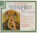 MONTEVERDI - Corboz - Vespro della beata Vergine (1610)