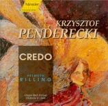 PENDERECKI - Rilling - Credo
