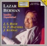 KUHNAU - Berman - Sonate n°2