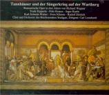 WAGNER - Leonhardt - Tannhäuser WWV.70 (live Radio Stuttgart 24 - 10 - 1937) live Radio Stuttgart 24 - 10 - 1937
