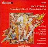RUDERS - Schonwandt - Symphonie n°2 'Symphonie and transformation'