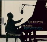 BRAHMS - Rubinstein - Klavierstück (intermezzo), pour piano en la mineur Vol.10