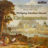 Les sonates d'église