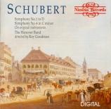 SCHUBERT - Goodman - Symphonie n°4 D.417 'Tragique'
